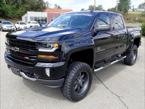2017 Chevrolet Silverado 1500 for sale in Radford, VA
