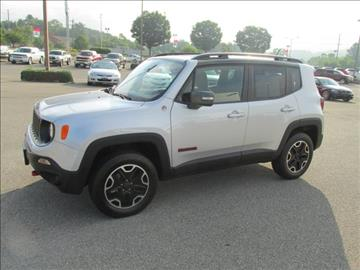 2016 Jeep Renegade for sale in Radford, VA