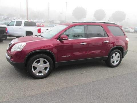 2007 GMC Acadia for sale in Radford, VA