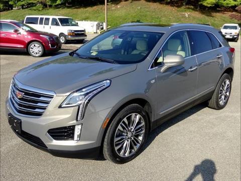 2018 Cadillac XT5 for sale in Radford, VA