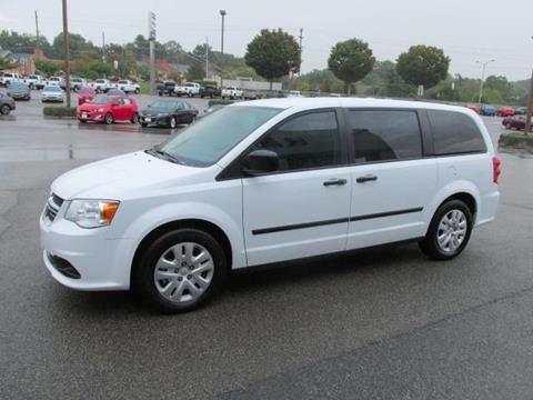 2016 Dodge Grand Caravan for sale in Radford VA