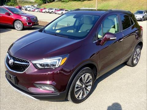 2017 Buick Encore for sale in Radford, VA