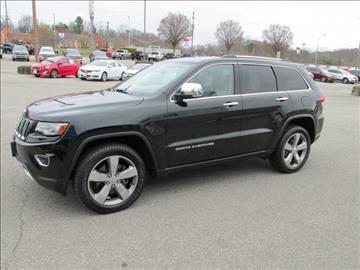 2014 Jeep Grand Cherokee for sale in Radford, VA