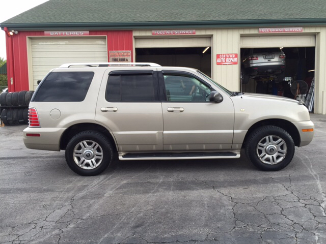 2004 Mercury Mountaineer Premier Awd 4dr Suv In Odessa Mo