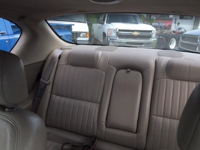 2001 Chevrolet Monte Carlo Ls 2dr Coupe In Odessa Mo