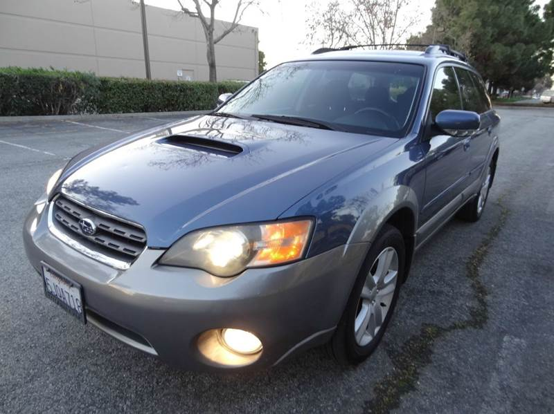 2005 Subaru Outback AWD 2 5 XT 4dr Turbo Wagon In Santa