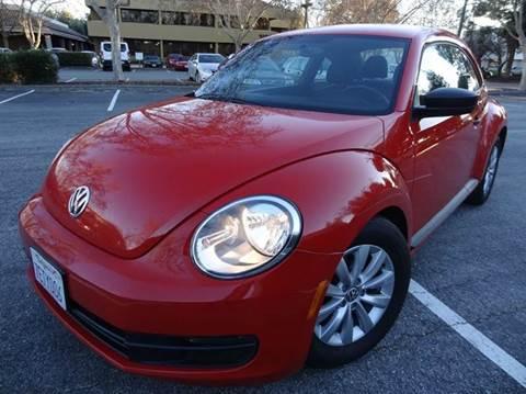 2014 Volkswagen Beetle for sale in Santa Clara, CA