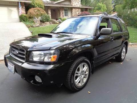 2004 Subaru Forester for sale in Santa Clara, CA