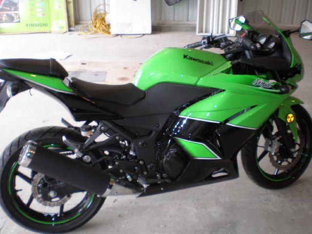 2011 Kawasaki ZX250 NINJA  - ALBANY NY