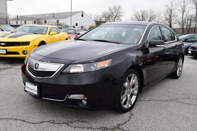 2012 acura tl sh awd 4dr sedan w advance package in rockville md membercar. Black Bedroom Furniture Sets. Home Design Ideas