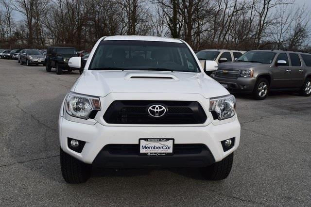 2015 Toyota Tacoma 4x4 V6 4dr Double Cab 6.1 ft LB 5A - Rockville MD