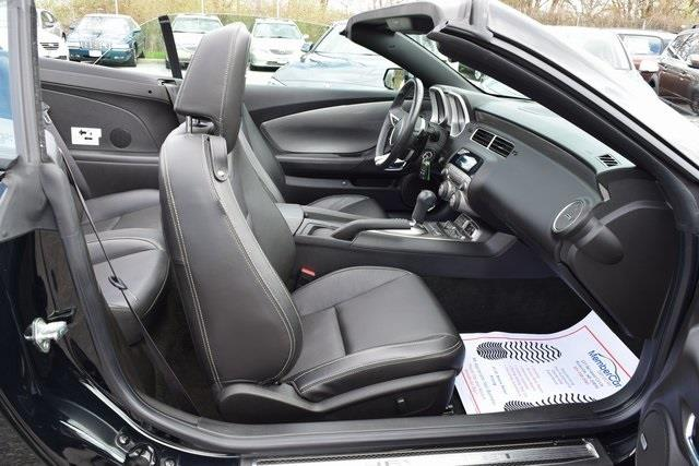 2011 Chevrolet Camaro SS 2dr Convertible w/2SS - Rockville MD
