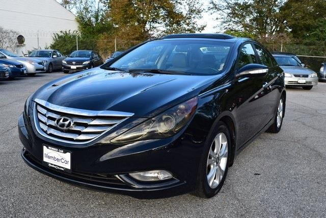 2013 hyundai sonata limited 4dr sedan in rockville md membercar. Black Bedroom Furniture Sets. Home Design Ideas