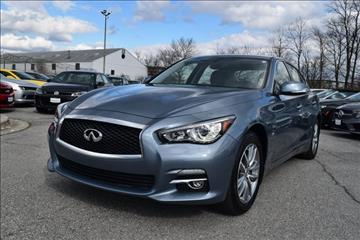 2015 Infiniti Q50 for sale in Rockville, MD