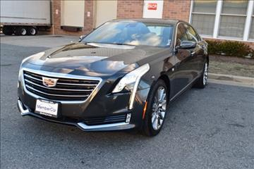 2017 Cadillac CT6 for sale in Rockville, MD