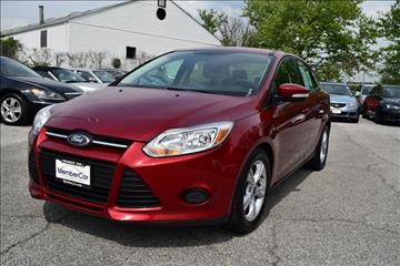 2013 Ford Focus for sale in Rockville, MD