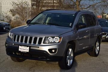 2016 Jeep Compass for sale in Rockville, MD