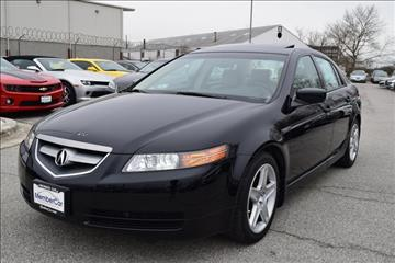 2005 Acura TL for sale in Rockville, MD