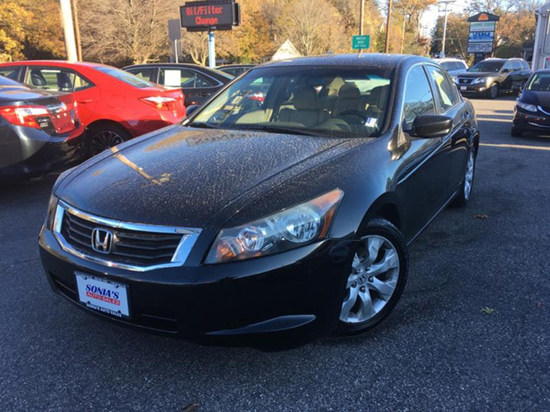 honda accord for sale in worcester ma