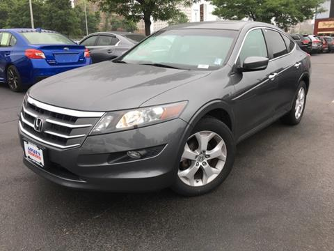 2012 Honda Crosstour for sale in Worcester, MA