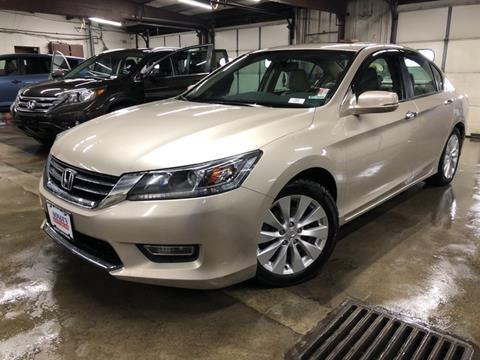 2013 Honda Accord for sale in Worcester, MA