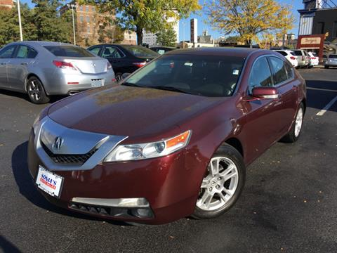 2010 Acura TL for sale in Worcester, MA