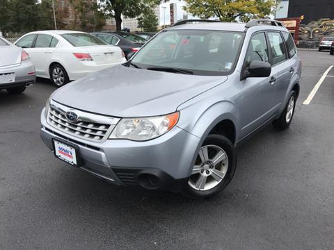 2013 Subaru Forester for sale in Worcester, MA