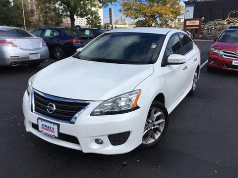 2014 Nissan Sentra for sale in Worcester, MA