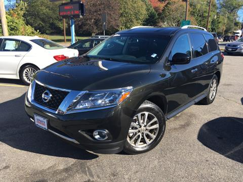 2015 Nissan Pathfinder for sale in Worcester, MA