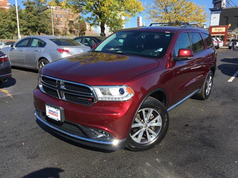 2016 Dodge Durango for sale in Worcester, MA