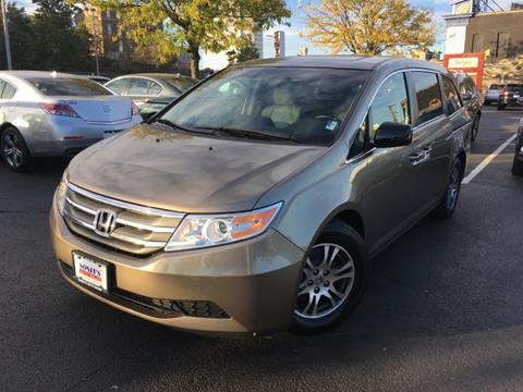 2012 Honda Odyssey for sale in Worcester, MA