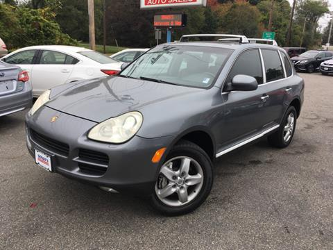2004 Porsche Cayenne for sale in Worcester, MA