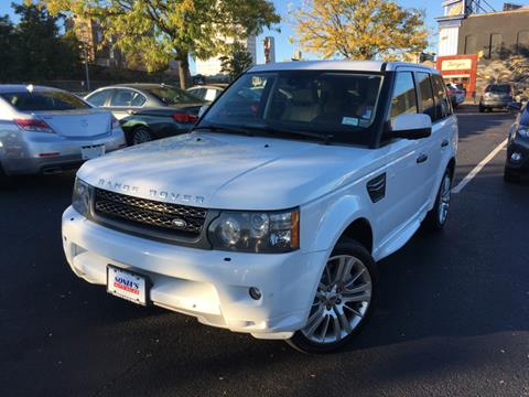 2011 Land Rover Range Rover Sport for sale in Worcester, MA