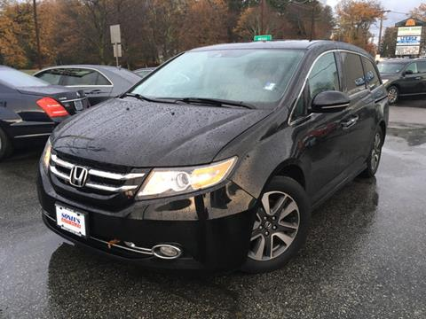 Used honda odyssey for sale in worcester ma for Honda worcester ma