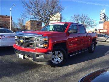 2014 Chevrolet Silverado 1500 for sale in Worcester, MA