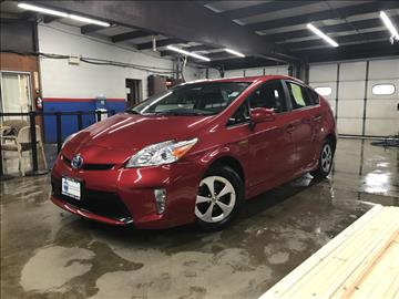 2014 Toyota Prius for sale in Worcester, MA