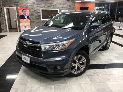 2015 Toyota Highlander for sale in Worcester, MA