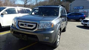 Best used suvs for sale worcester ma for Honda worcester ma