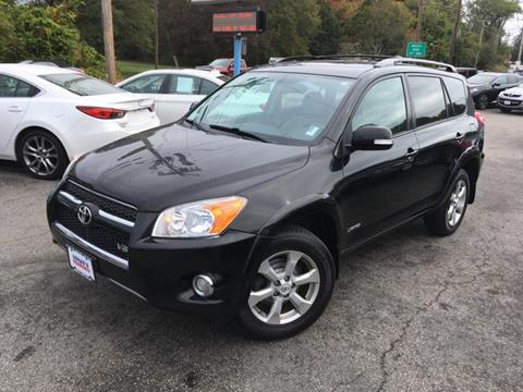 2010 Toyota RAV4 for sale in Worcester, MA