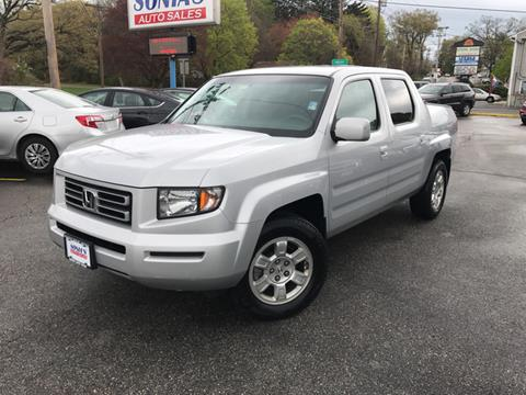 2008 Honda Ridgeline for sale in Worcester, MA