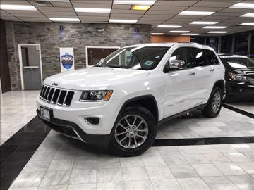 2014 Jeep Grand Cherokee for sale in Worcester, MA
