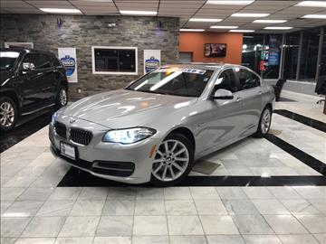 2014 BMW 5 Series for sale in Worcester, MA