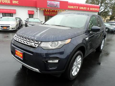 2016 Land Rover Discovery Sport for sale in Pawtucket, RI
