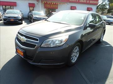 2013 Chevrolet Malibu for sale in Pawtucket, RI
