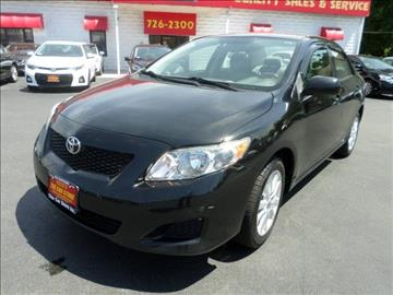 2009 Toyota Corolla for sale in Pawtucket, RI