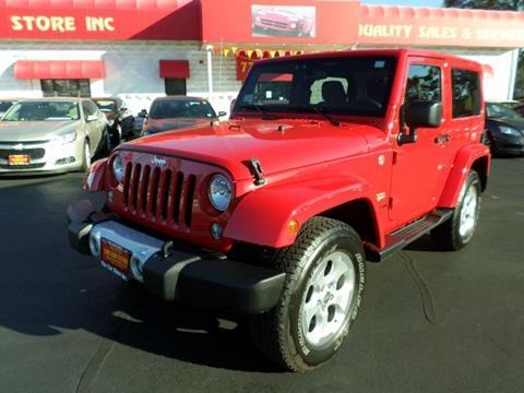 2015 Jeep Wrangler for sale in Pawtucket, RI