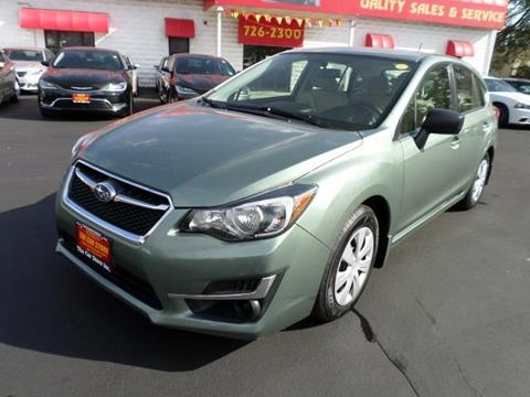 2015 Subaru Impreza for sale in Pawtucket, RI