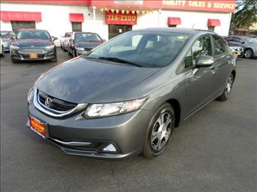2013 Honda Civic for sale in Pawtucket, RI