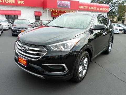 2017 Hyundai Santa Fe Sport for sale in Pawtucket, RI