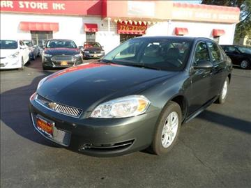 2014 Chevrolet Impala Limited for sale in Pawtucket, RI